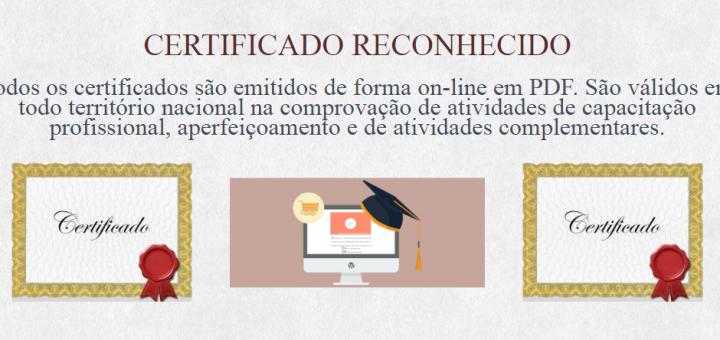 curso online de autocad com certificado