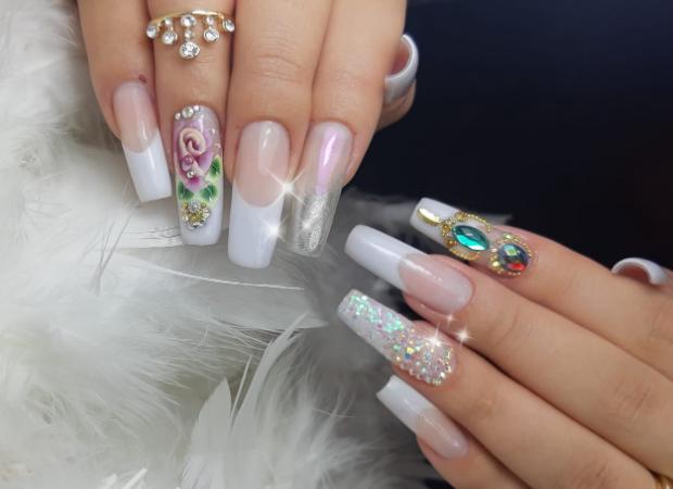design de manicure